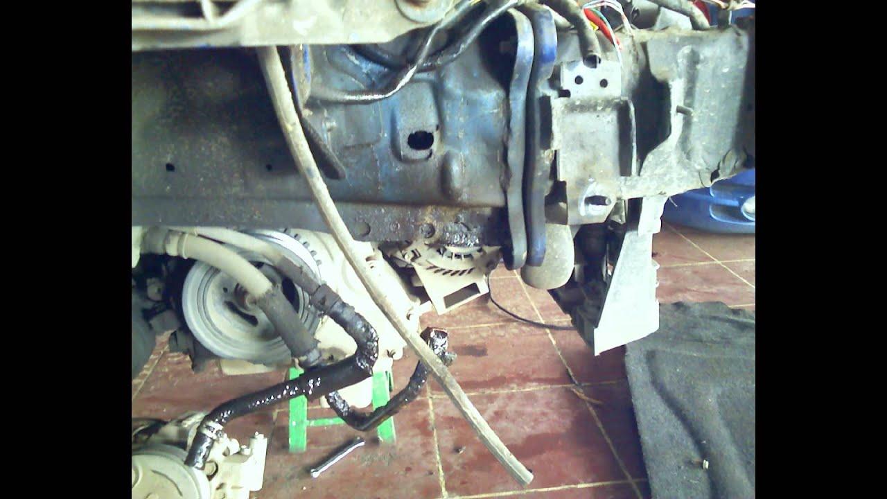 Power Steering Pump Mazda 3 Convertir A Mecnico Y La Solucin Al B2200 Engine Diagram Problema De El Volante Duro