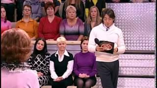 """Пусть говорят: """"Ванга: 100 лет чудес"""" (18.02.2011) передача"""