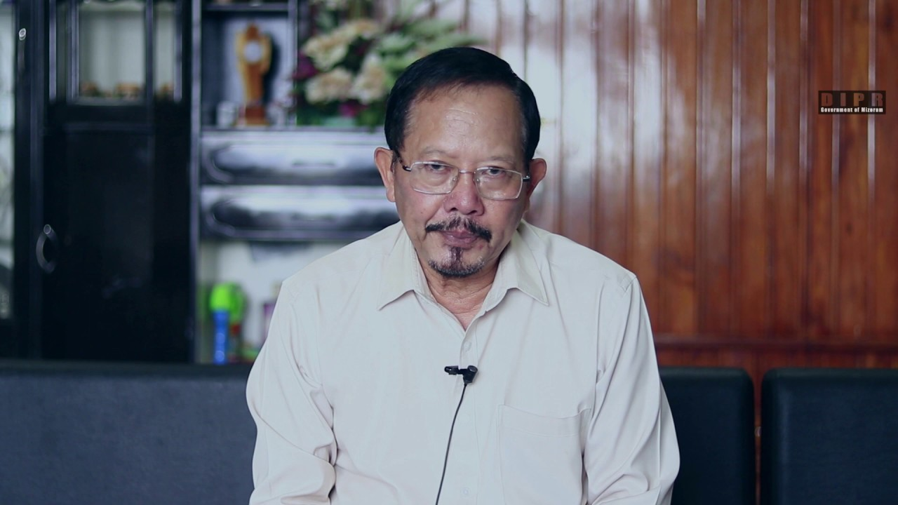 COVID 19 LOCK DOWN HOME MINISTER THUCHAH | PU LALCHAMLIANA - YouTube