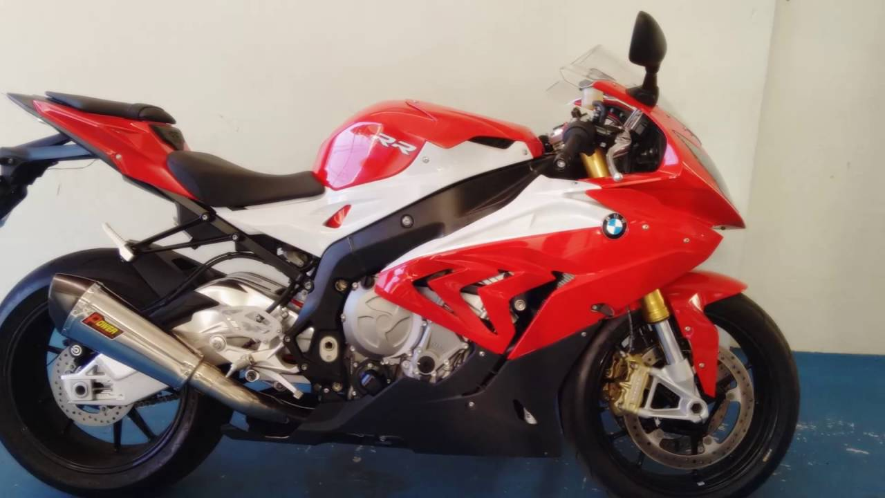 Bmw S1000rr 2016 R66 Full Racing Youtube