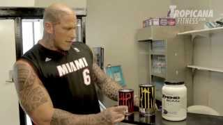 Supplement Recommendations with Undisputed IV: Boyka. Bad Guy Martyn Ford