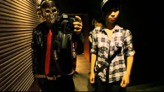Sacred In Halloween Show  (behind the scenes)