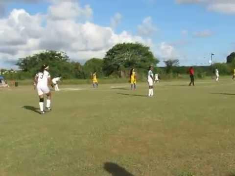 ZolaShot!  U-20 Virgin Islands Womens National Team 10-18-15