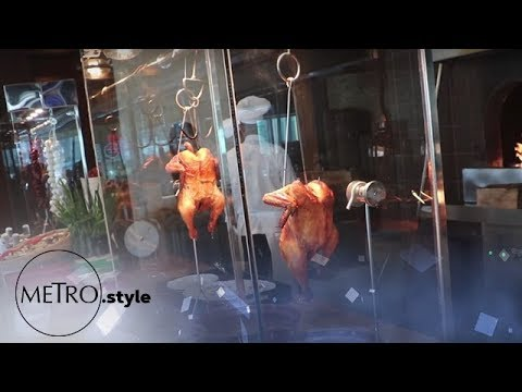 The Peking Duck Steals The Limelight At No. 8 China House