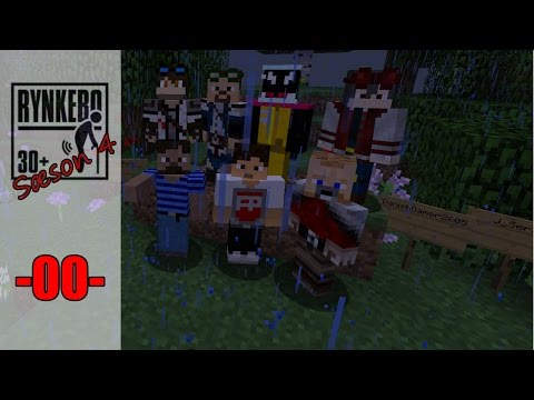 U Å Æ Ø  - Rynkebo Sæson 4 - Episode 00 - Dansk Minecraft
