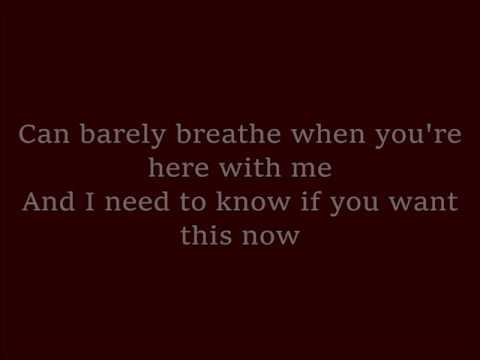 Courage My Love - Kerosene (Lyrics)