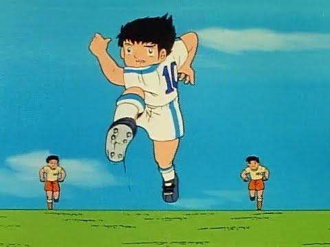 Captain Tsubasa Shoot Vs Nakanishi