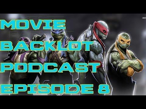Movie Backlot Podcast   Episode #8