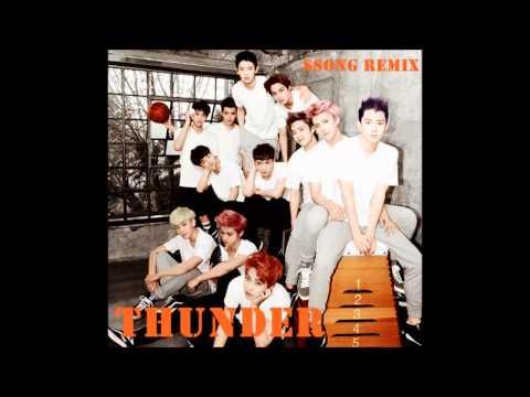 [SSong Remix] Exo-k Thunder