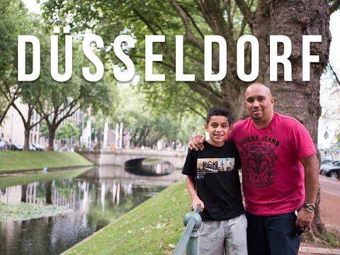 Düsseldorf Vlog   Germany Trip 🇩🇪   Travel Vlog [4K]