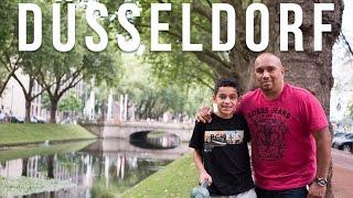 Düsseldorf Vlog | Germany Trip 🇩🇪 | Travel Vlog [4K]