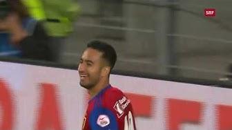 FC Basel vs FC Zürich 4:0 (25.09.2019) Highlights SRF