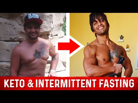 Ketogenic & Intermittent Fasting Before & After - Dr. Berg Interview: Salem Alrashed