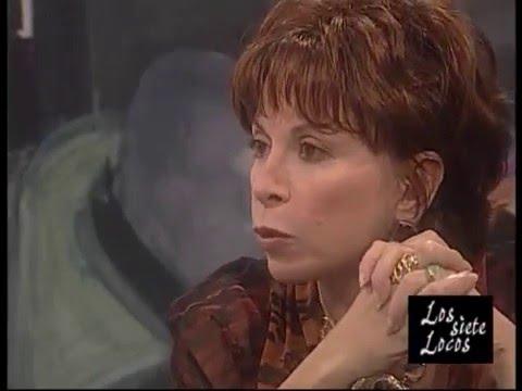 Isabel Allende en Los siete locos