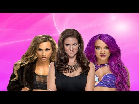 My Favorite Current Female WWE Superstars Theme Songs