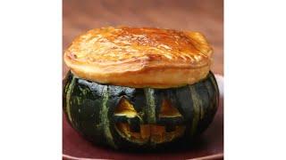 ぜひ作ってみてくださいね! まるごとかぼちゃのポットパイ 2人分 材料: 坊ちゃんかぼちゃ 2個 <みそシチュー> 鶏もも肉(1cm角切り)...