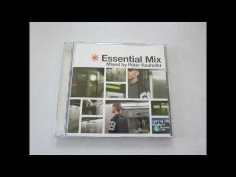 Peter Rauhofer - Essential Mix (CD1)