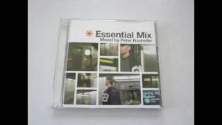Peter Rauhofer - Essential Mix (CD1) [2001]