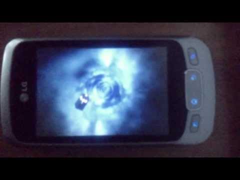 Doctor Who boot (with sound) on LG Optimus One