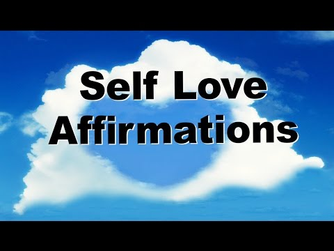 Love Yourself Affirmations for Self Love and Self Esteem