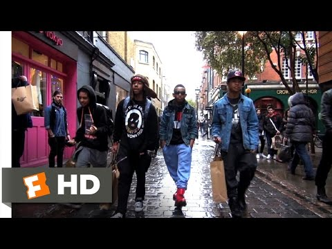 Mindless Behavior: All Around the World (11/11) Movie CLIP - The Movement (2013) HD