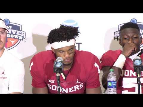 OU-Texas postgame press conference