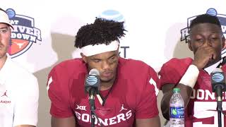 OU-Texas postgame press conference