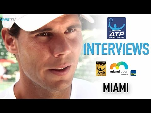Nadal Seeking Positive Miami 2017