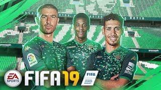 MARTIAL E SMALLING NO REAL BETIS !? E CONTRATAMOS O KOLAROV -MODO CARREIRA #15 | FIFA19
