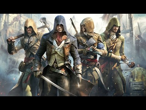 [Music Video] Monster - Imagine Dragons (Assassin's Creed)