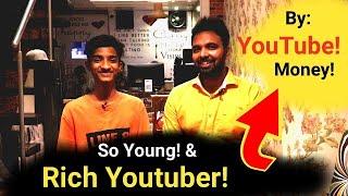 Youtube Setup Of Worth 4 Lakhs, DSLR & MacBook Pro By Youtube Money | Adi K Minds