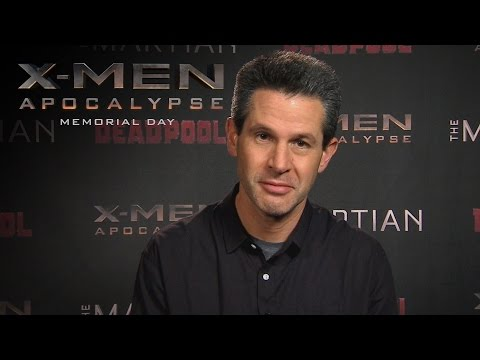 XMen: Apocalypse  Simon Kinberg  Q&A HD  20th Century FOX