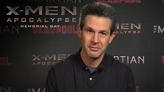 X-Men: Apocalypse | Simon Kinberg Fan Q&A [HD] | 20th Century FOX thumbnail