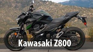 Kawasaki Z800 новый уличный боец [Smotorom]