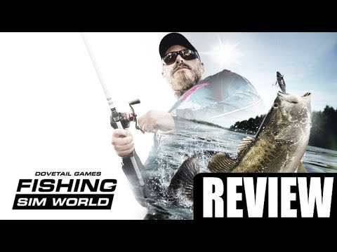 Fishing Sim World | PS4/Xbox One Review | MetalGearGlenn