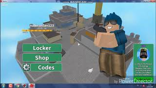 Roblox Arsenal Montaj 👍👍