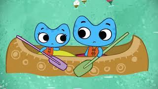 Развивающие мультики - Котики, вперёд! - Ищу виноватого - Новые мультфильмы для малышей