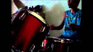 Caz - Angel Bullet (Drum cover)
