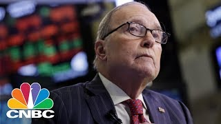 Larry Kudlow Says He Will Disagree With President Donald Trump When It's Important | CNBC
