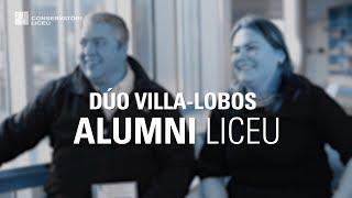 Dúo Villa-Lobos - Alumni Liceu