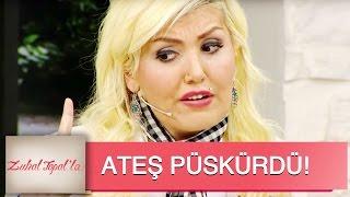 Zuhal Topal'la 36. Bölüm (HD) | Yağmur'dan Demir'e Büyük öfke!