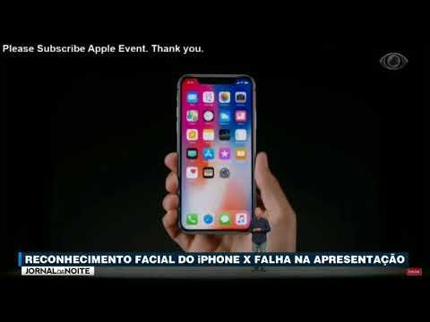 Novo IPhone Tem Reconhecimento Facial