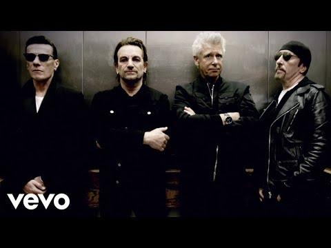 Клип U2 - You're The Best Thing About Me