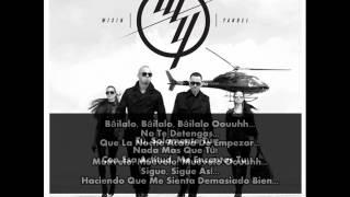 Wisin y Yandel - No Te Detengas (Original) (Letra Completa) (Lideres) (2012)