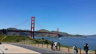 Buhay America (vlog.18) - Fishermans Wharf, Golden Gate Bridge + Bubba Gumps