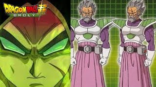 Dragon Ball Super Broly Movie: Paragus Broly's Father Revealed - FRIEZA connected to Broly!?