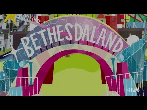 Bethesda Kids Explain Their Parents' Job - E3 2017: Bethesda Conference