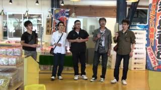 2011年9月23日(金) 気仙沼プラザホテルのお魚市場で歌わせていただき...