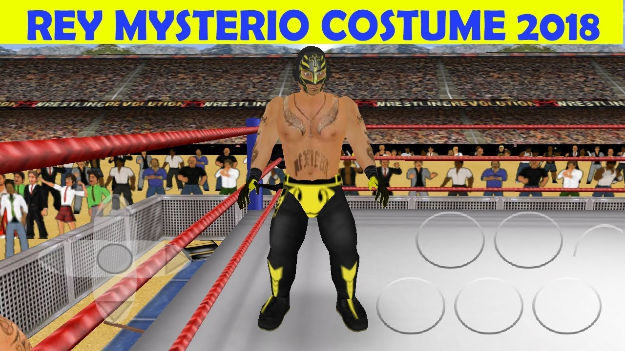How To Install Rey Mysterio 2018 Costumes Wr3d Youtube Now you can build blood maps with new graphics and effects. how to install rey mysterio 2018 costumes wr3d