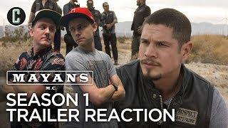 Mayans MC Season 1 Trailer Reaction & Review